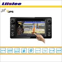 Liislee For Mitsubishi Outlander 2013~2014 Car DVD Player GPS Nav Navigation Radio Stereo CD iPod BT HD Screen Multimedia System