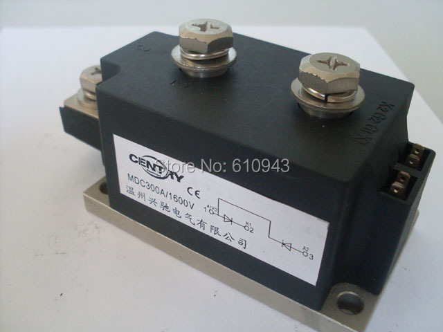 MDC300A 1600v  SKKD100A  DD300A diode modules  Single phase  Bridge Rectifier ,free shipping brand new authentic mds100f 24 ling 100a 2400v made four three phase rectifier diode modules