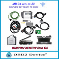 2016 newest MB Star SD Connect C4 Multi-languageS V12.2016 Software+Engineer Developer Vediamo for MB Star C4 CF-30 laptop