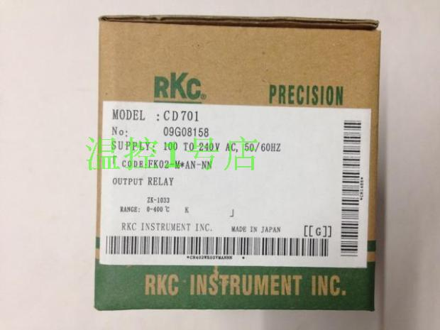 RKC thermostat CD701 full input intelligent PID temperature controller Cd702 temperature controller CD701FK02-M*AN-nn