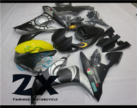 Motorcycle Fairings For yamaha r1 2004 2005 2006 YZF R1 04 05 06 YZFR1 YZF R1 Body part fairing (Injection molding)2004 206