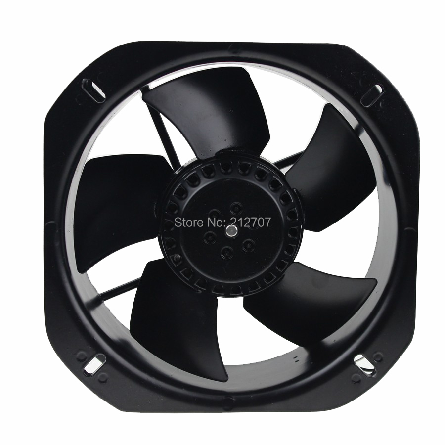 1 Piece Gdstime 225mm Metal Industrial 22580 225x225x80mm AC 220 240V Cooling Fan in Fans Cooling from Computer Office