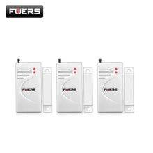 Fuers  433mhz/315mhz Wireless Opening Sensor  Home Alarm Security Window/ Door Sensor gap detector D022