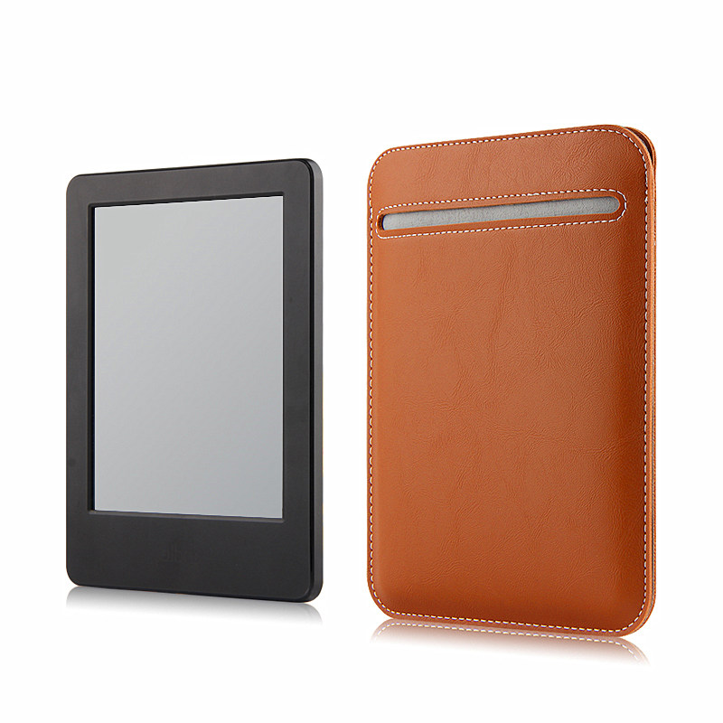 PU Leather Case Sleeve For Pocketbook touch lux 3 Ruby Red for pocketbook 614 plus pocketbook 615 625 ereader Cases 6 PU Pouch цена