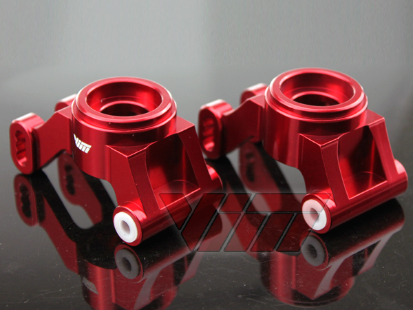 VIM Metal Rear Wheel C Seat Hub Carriers For LOSI DBXL Losi Desert Buggy XL 1/5 Rc Car Gas Upgrade Parts NEW цена