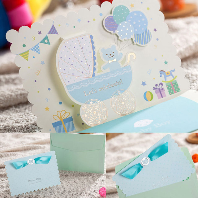 Novelty Baby Cards New Baby Shower Card Greeting Card Birthday