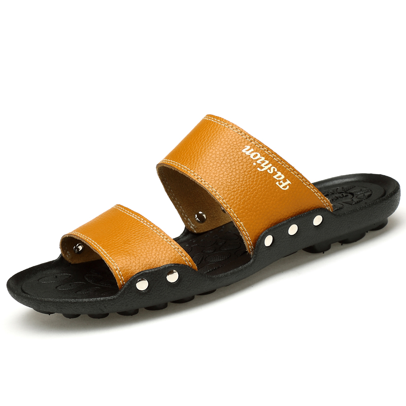 Online Buy Wholesale gents sandals from China gents ...