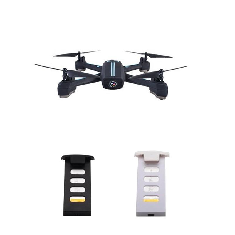 JXD528 GPS Remote Control RC Drone Model Spare Parts Batttery 7.4V 750MAH Recharge Battery with 3 battery drone spare parts