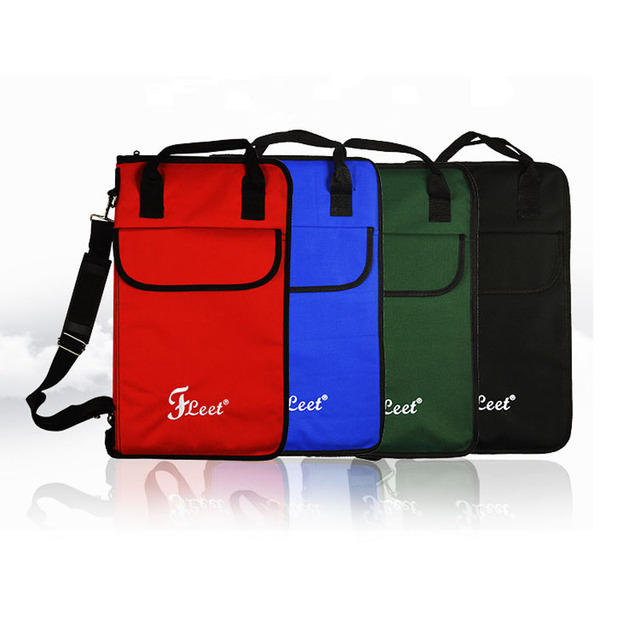 Drumsticks Bag Waterproof Drumstick Case Drummer Accessories Drum Stick Free Shipping