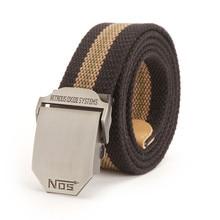 New Style Of Unisex Canvas Belt