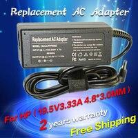 19.5 V 3.33A 4.5*3.0mm Adattatore AC Per HP Computer Portatile Per Envy4 K001TX C8K20PA TPN-F112 F113 Pavilion 15 serie di Notebook Charger