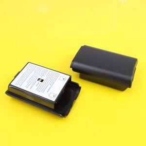Image 2 - JCD [50 шт./лот] высококачественный чехол для аккумулятора, защитный чехол, комплект для Xbox 360, беспроводной, для ремонта регулятора