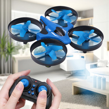 Mini Helicoptero RC Quadcopter Quadrocopter Remote Control Toys RC Helicopter 2.4G Headless Mode One Key Return X2