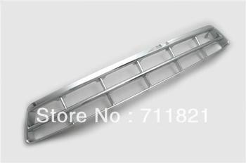 รถ Chrome ด้านหน้า Grille เปลี่ยนสำหรับ Nissan Versa/Pulsar/Sunny SEDAN 2012 UP