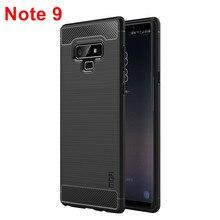 MOFi Carbon Fiber Soft Silicone Case for Samsung Galaxy Note 9