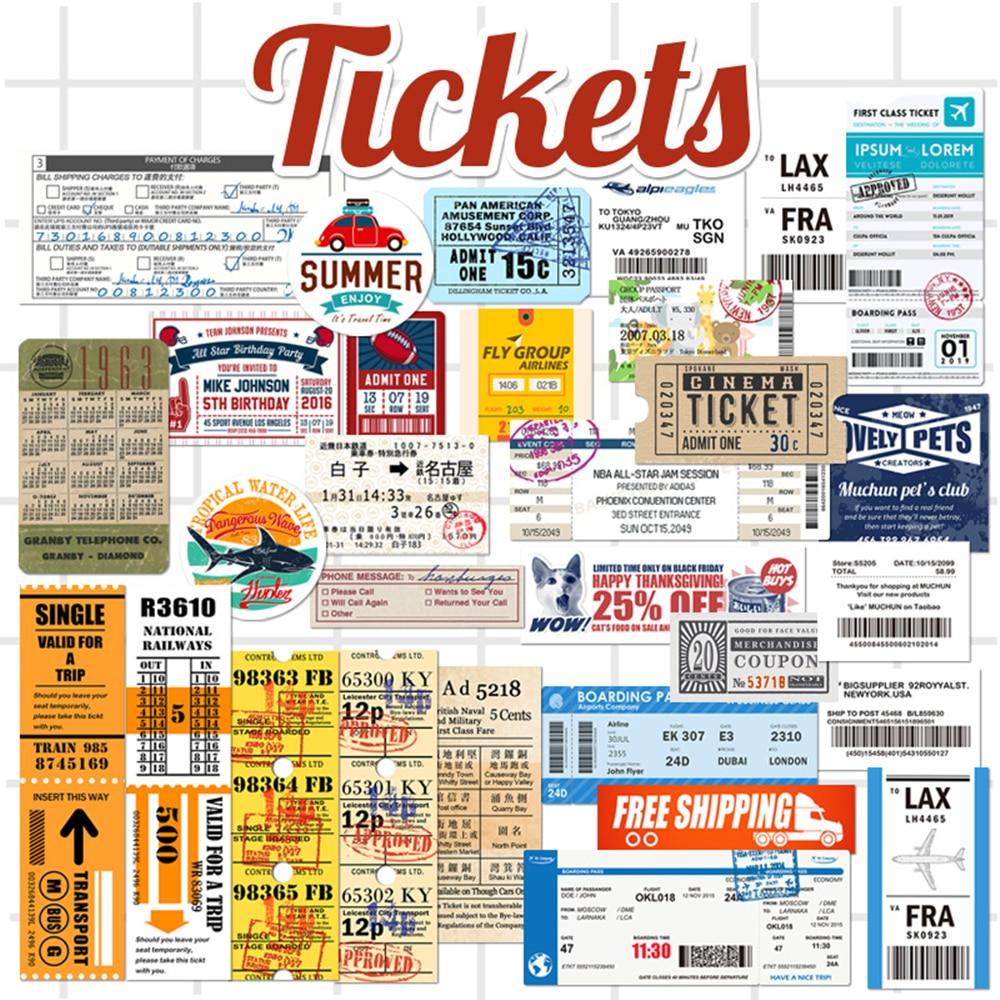 Buy Travel Tickets Online: Aliexpress.com : Buy 29Pcs/Lot Travel Tickets On Laptop
