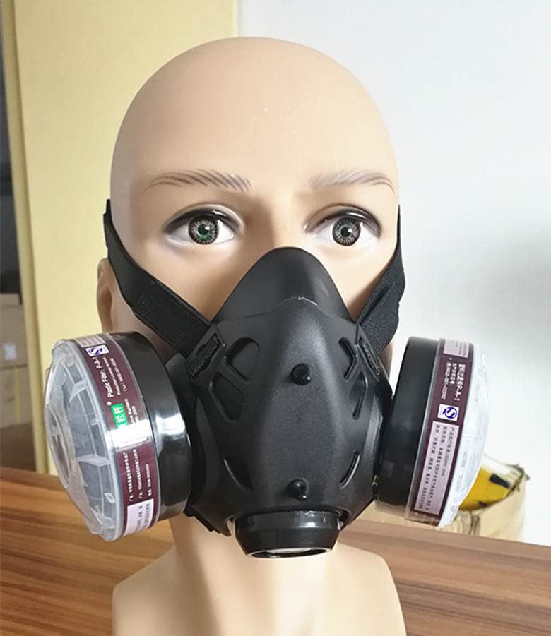 mask breathing n95