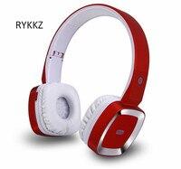 T6 Stereo Headset Bluetooth Headset HIFI Sports MP3 Card Wireless Phone Headset 4.0