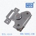 NRH 6311B laminado en frío de acero mariposa Rotary cam latch draw latch venta directa de Fábrica de alta calidad para el caso del vuelo caja del camino
