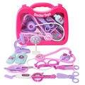 Esta loco nuevos para niños kids role play enfermeras médico conjunto de juguete kit médico médico toys toys regalo de navidad para los niños