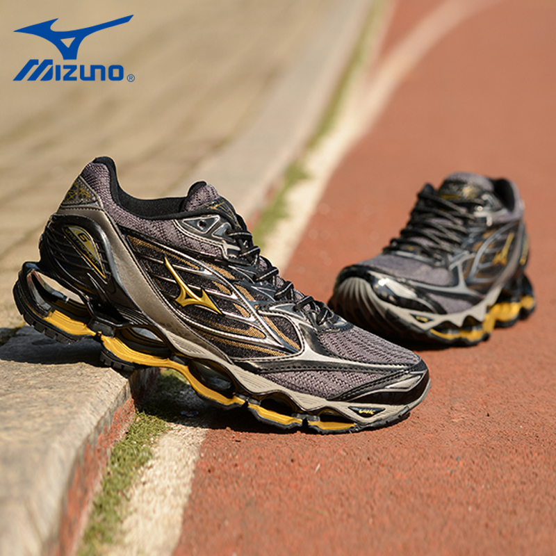 Mizuno Wave Prophecy 6 Professional Weightlifting Shoes 6 color Men Sneakers tenis mizuno prophecy Sneakers Size 40-45
