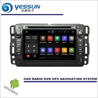 YESSUN For Chevrolet Tahoe Suburban 2007~2012 Car Navi Radio Media Navi MAp CD DVD GPS Player Stereo Wince / Android