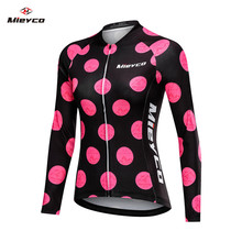 2019 Mtb Clothing Women Long Sleeve Cycling Jersey Men Road Bike Bicycle Clothes Spring Ropa Roupa De Ciclismo Tops Wear Design black white cycling jacket long sleeve men women spring mtb road bike clothing sportswear cycling jersey ropa ciclismo
