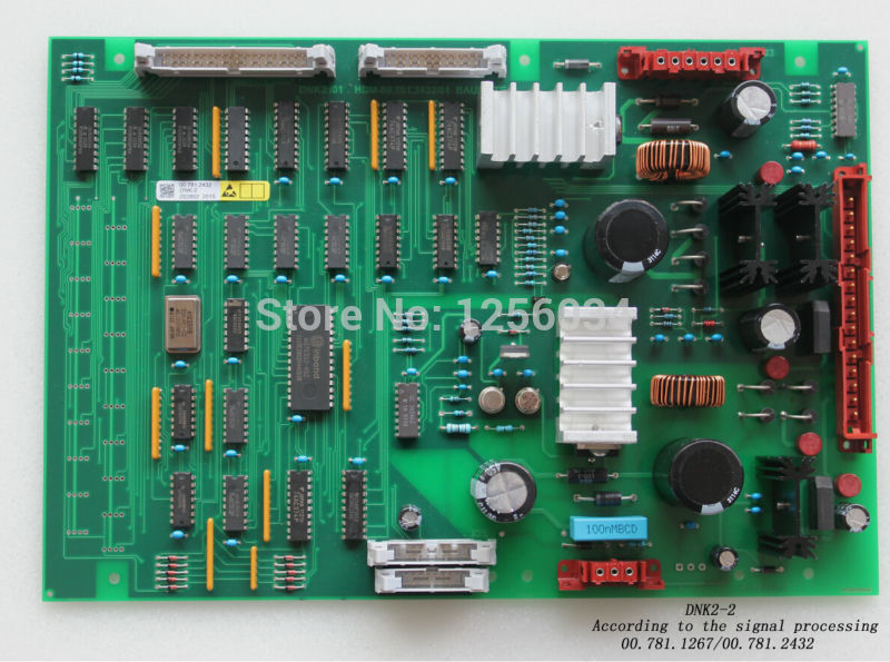 1 piece free shipping heidelberg DNK2 printing parts board DNK 00.781.5299  00.781.2767/02  00.781.1267/00.781.2432  00.785.0082 20 pieces free shipping heidelberg printing machine spare parts feeder wheel size 60 8mm