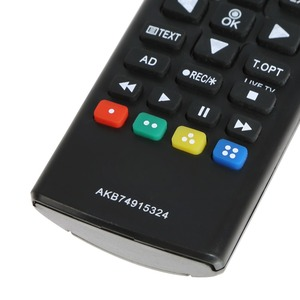 Image 5 - Smart Wireless Remote Control ABS Replacement 433 MHz Television Remote Universal for LG AKB74915324 LED LCD TV Controller Black