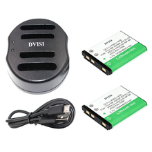 2pcs three.7V 1.2Ah Li-40B Li 40B Li40B Li-42B Batteries with USB Twin Charger for Olympus Li-42B Lithium Ion Digicam with USB Cable