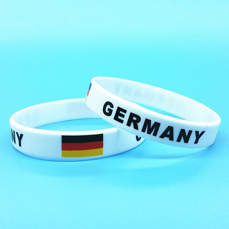 100pcs Germany Flag Sport...