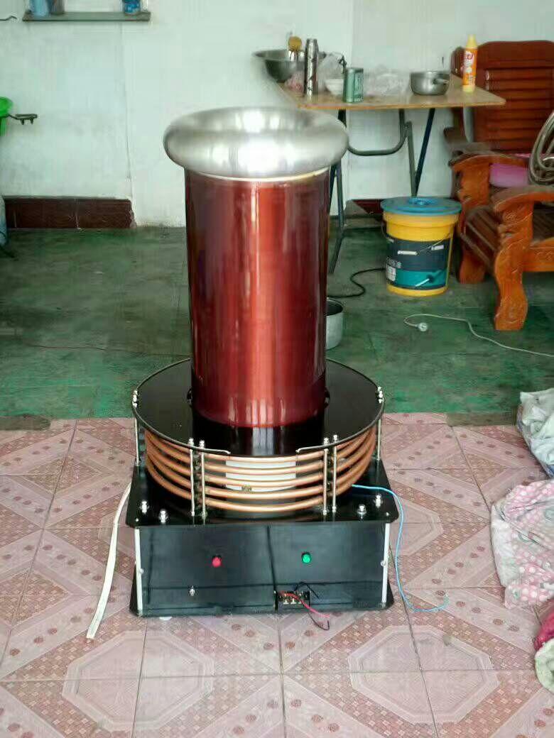 Tesla bobine grand Type Support personnalisé fabrication - 4