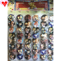 Sword Art Online SAO B Style 45MM 16 24 32 40 48 Pcs Lot PIN BACK