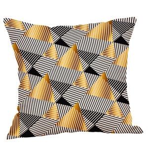Image 5 - Algodão linho quadrado casa decorativa jogar fronha sofá cintura capa de almofada dropshipping lance capa de almofada fronhas