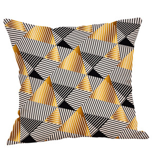 Image 5 - Pamuk keten kare ev dekoratif atmak yastık kılıfı kanepe bel yastığı kapak Dropshipping atmak yastık örtüsü yastık kılıfı
