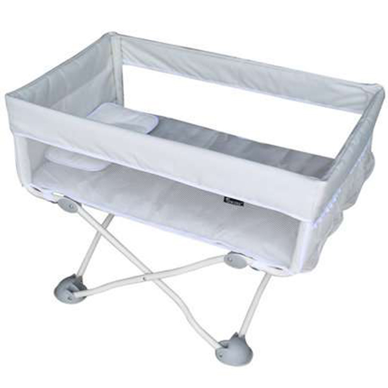 Multi-function Portable Baby Bed For Children With Parents' Normal Big Bed Infant Travel Sleeper Cot Breathable Folding Crib