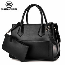2017 Vintage Style Luxury Women Leather Handbags Brand Quality Women Purses And Hand Bags Female Messenger Shoulder Bags Bolsos