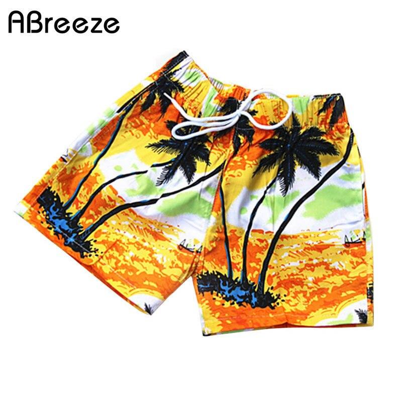 Nya barn styrelse shorts mode 3 stil färg sommar kids strand shorts - Barnkläder