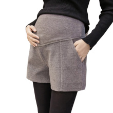 Thick Cotton Maternity Shorts
