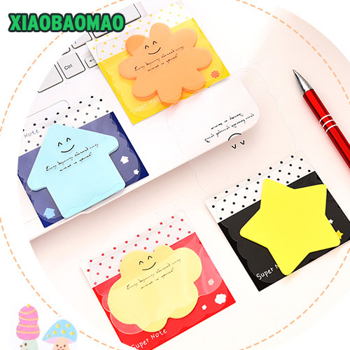 Cute Color N Times Sticky Notes Memo Pad Paper Sticker Post It Notepad Gift Stationery Escolar Papelaria