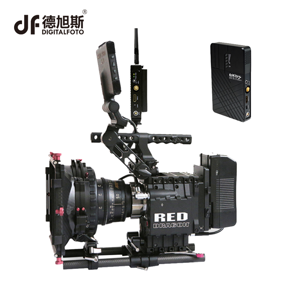 DIGITALFOTO good Wireless High definition HD 1080P 500ft HDMI 3G Audio Video Camera transmission transmitter and Receiver system aputure array trans high definition wireless video transmitter 60ghz support 1080p wireless transmitter receiver set