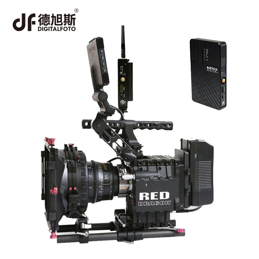 Digitalfoto хорошее Беспроводной высокой четкости hd 1080 P 500ft HDMI 3G аудио видео Камера передачи передатчик и приемник системы