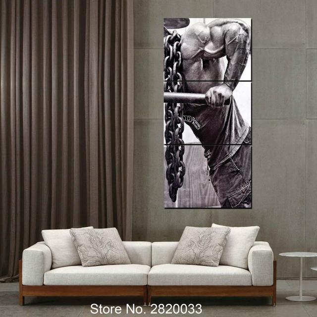 3 piece porter man Canvas Art Wall Pictures Canvas Prints Painting  Artwork Wall Pictures Home Decoration wall frame art prints
