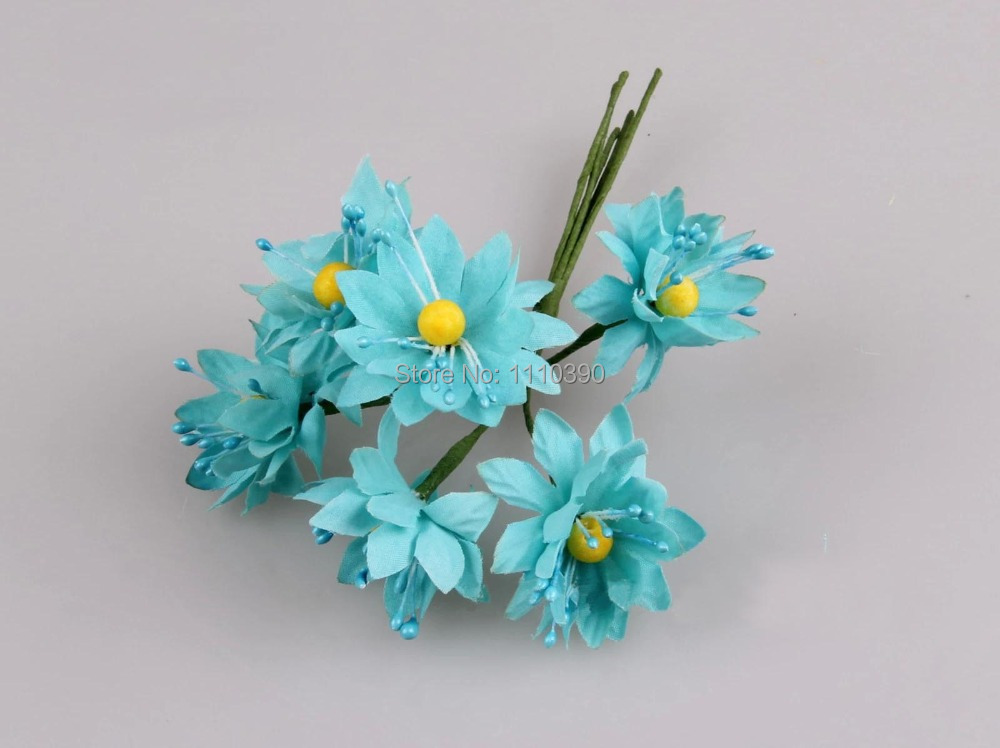 3.5CM artificial silk gerbera daisy flowers,fake daisy