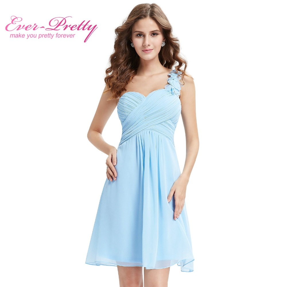 Bridesmaid Dresses Ever Pretty EP03535 New Flowers Light ...