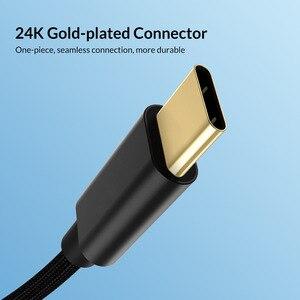 """Image 3 - USB 3.1 סוג C כדי USB C כבל עבור סמסונג S9 S8 הערה 9 8 60 W פ""""ד טעינה מהירה USB C מהיר מטען נתונים כבל עד 5 Gbpsfor Mac"""