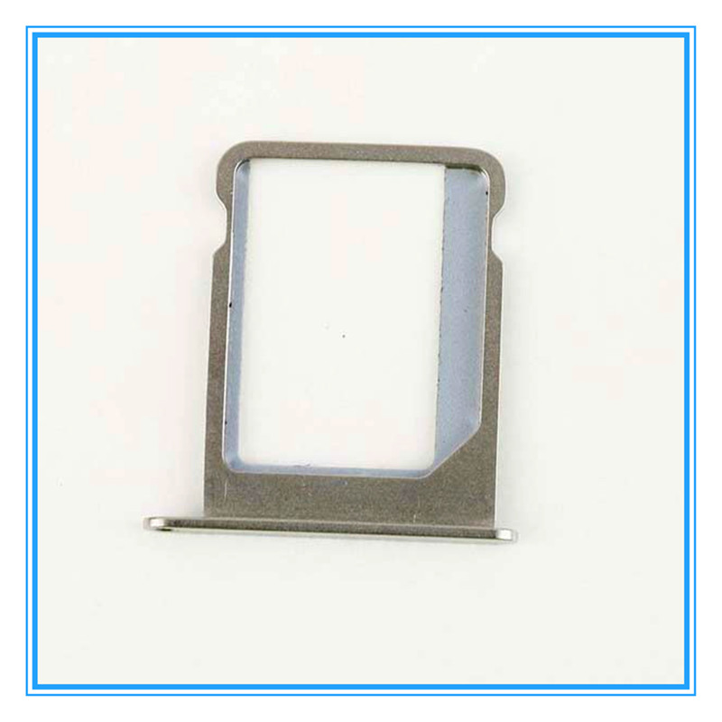 1 Piece Original New SIM Card Tray Holder Slot for iPhone 4 4G 4S Replacement Mobile Phone Repair Parts Whole Sale High Quality