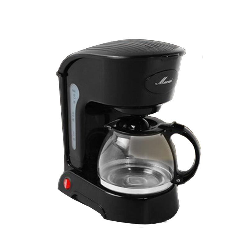 Automatic Drip Coffee Maker History : Coffee machine 550WAmerican drip coffee machine automatic coffee machine home