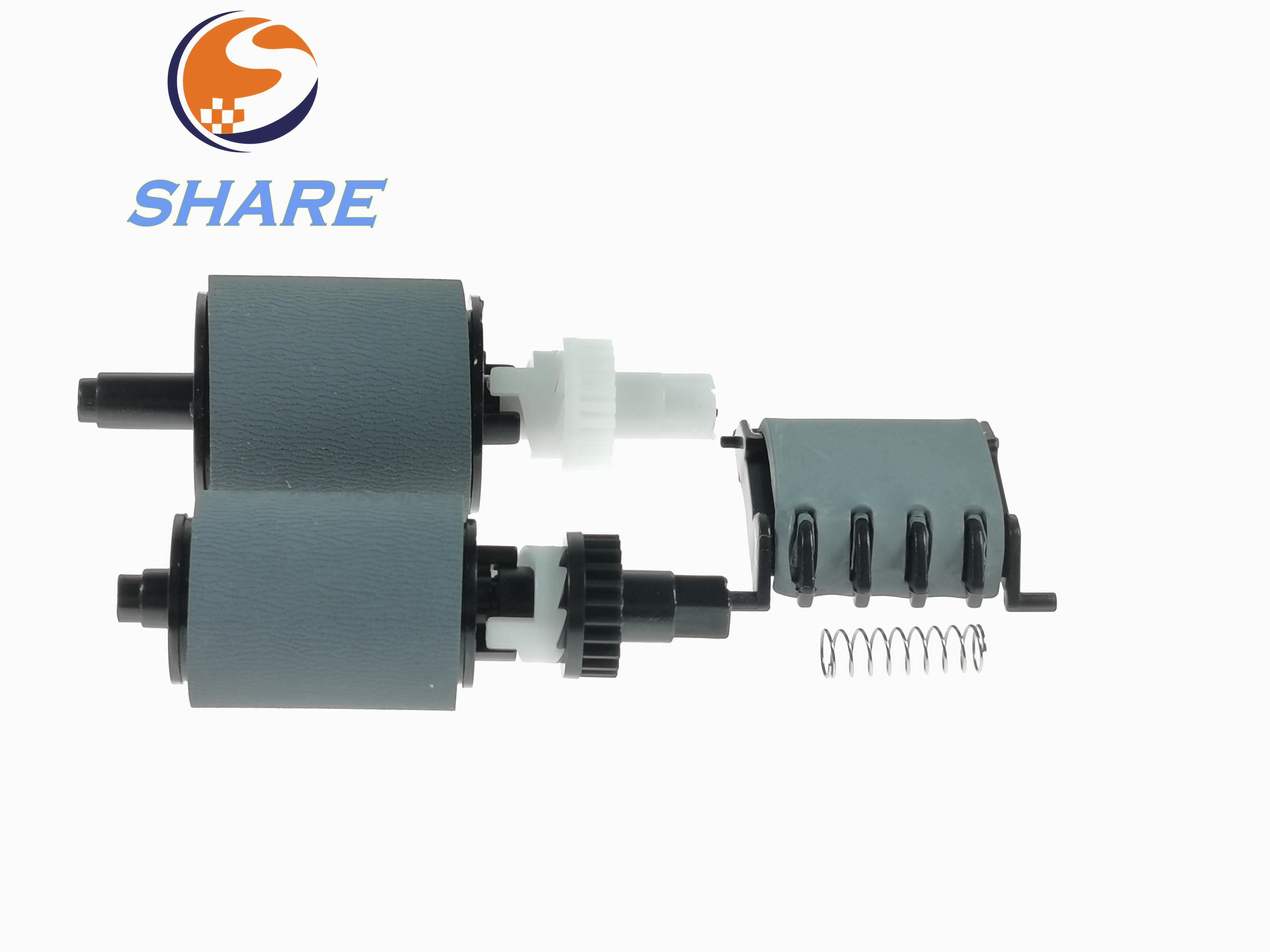 SHARE 1 SET ADF Pickup Roller Separation Pad Kit For HP Pro 400 M401 M425 M525 M521 M476 M570 M521