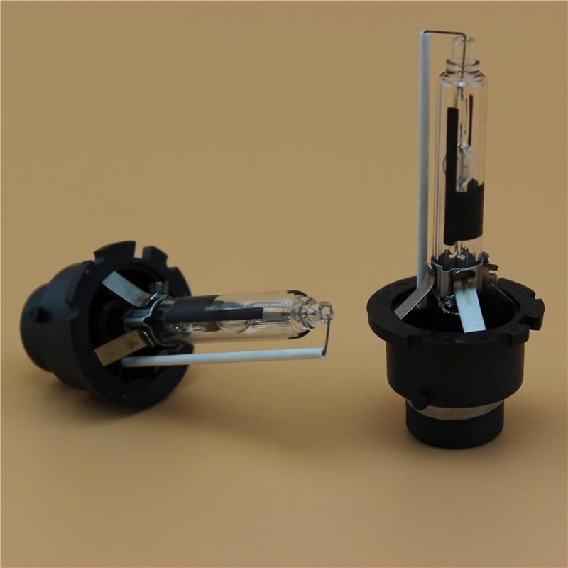 Autós stílusú D4R HID Xenon izzólámpa fém tartóval. - Autó világítás - Fénykép 4